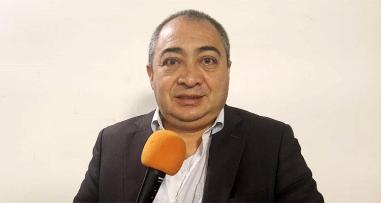 Luis Redondo, CEO de Global Net
